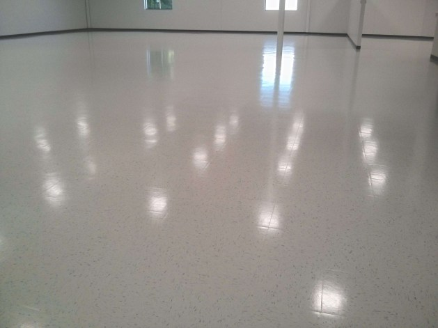 Plymouth Floor Clear Coat Services