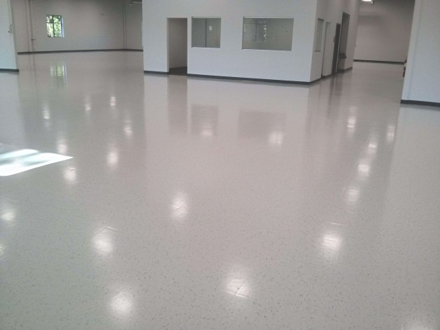 Plymouth Floor Clear Coating Services