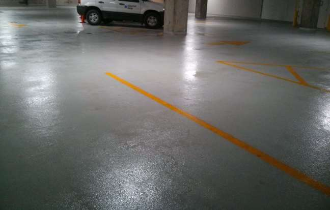Commercial Parking Garage Cleaning Services MN