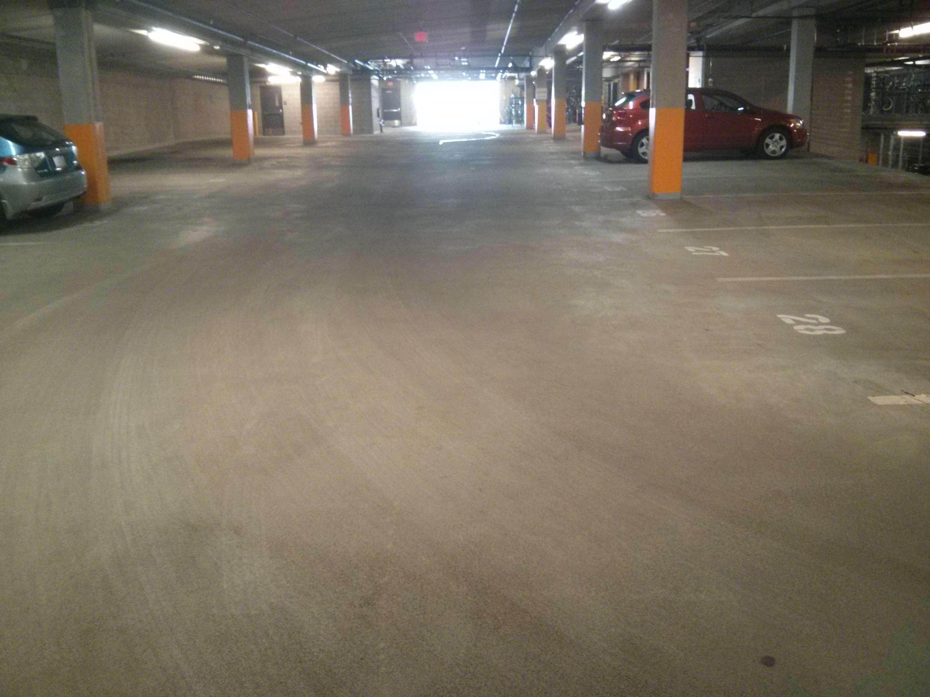 Schedule Your 2017 Parking Garage Floor Cleaning NOW!