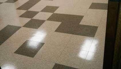 Scrub And Recoat Instead Of Strip And Wax - Waxing floors jobs