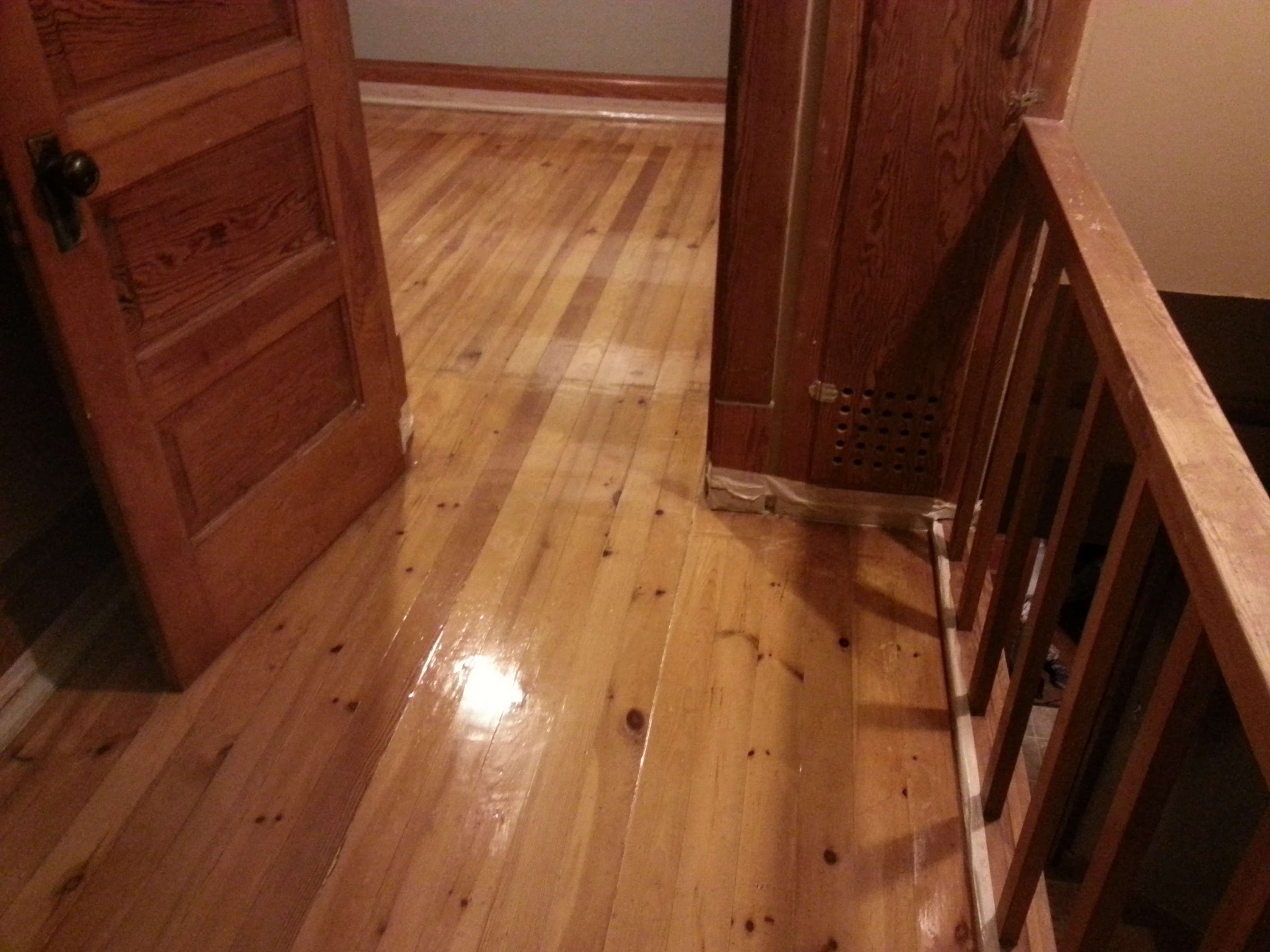Water Based Wood Floor Finish In St Cloud Mn