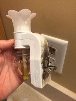 Dangerous Scented Plug-In Deodorants