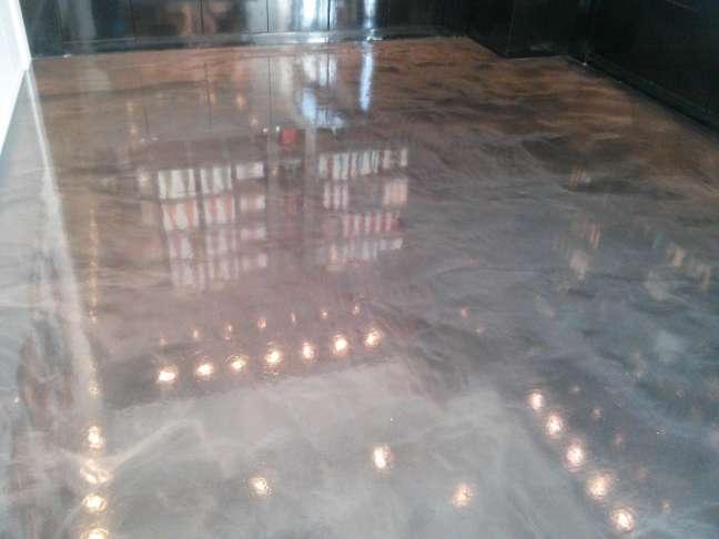 Polished Concrete Floor Maintenance in Wayzata MN