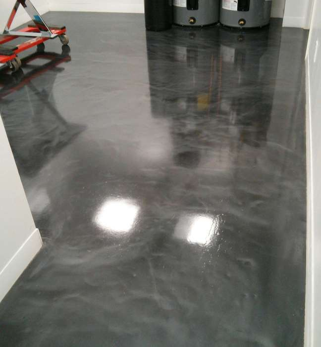 Polished Concrete Floors Need Sealer and Clear Coat in Wayzata MN