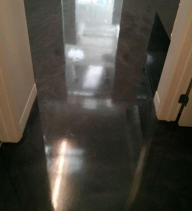 Scrub n Shine maintains concrete floors in retail stores