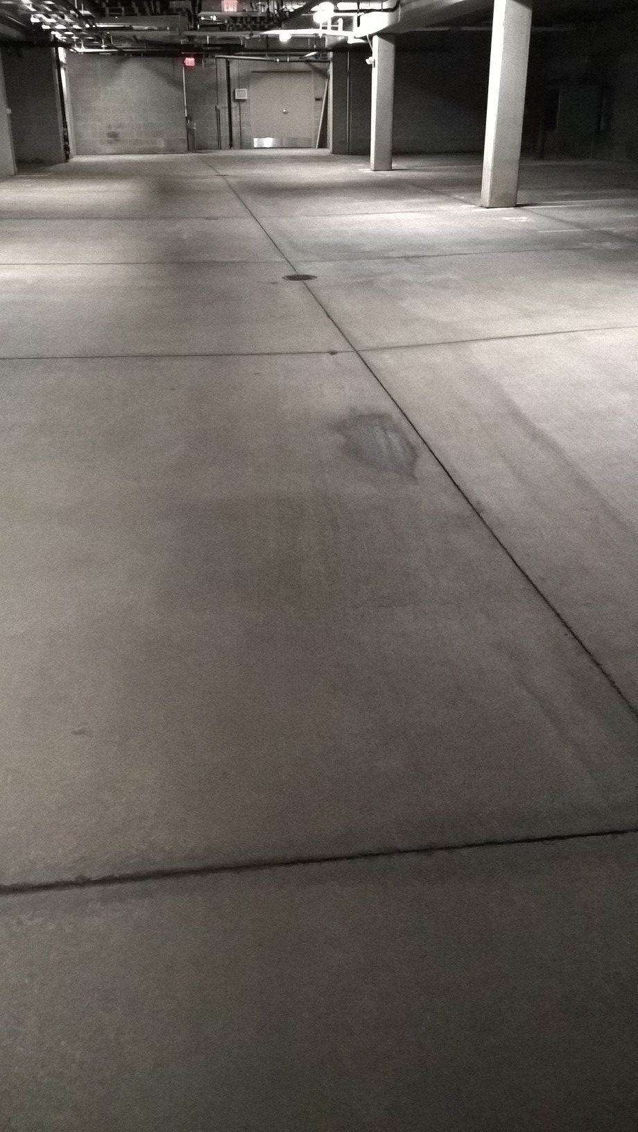 Parking Garage Pressure Washing Service in Minneapolis