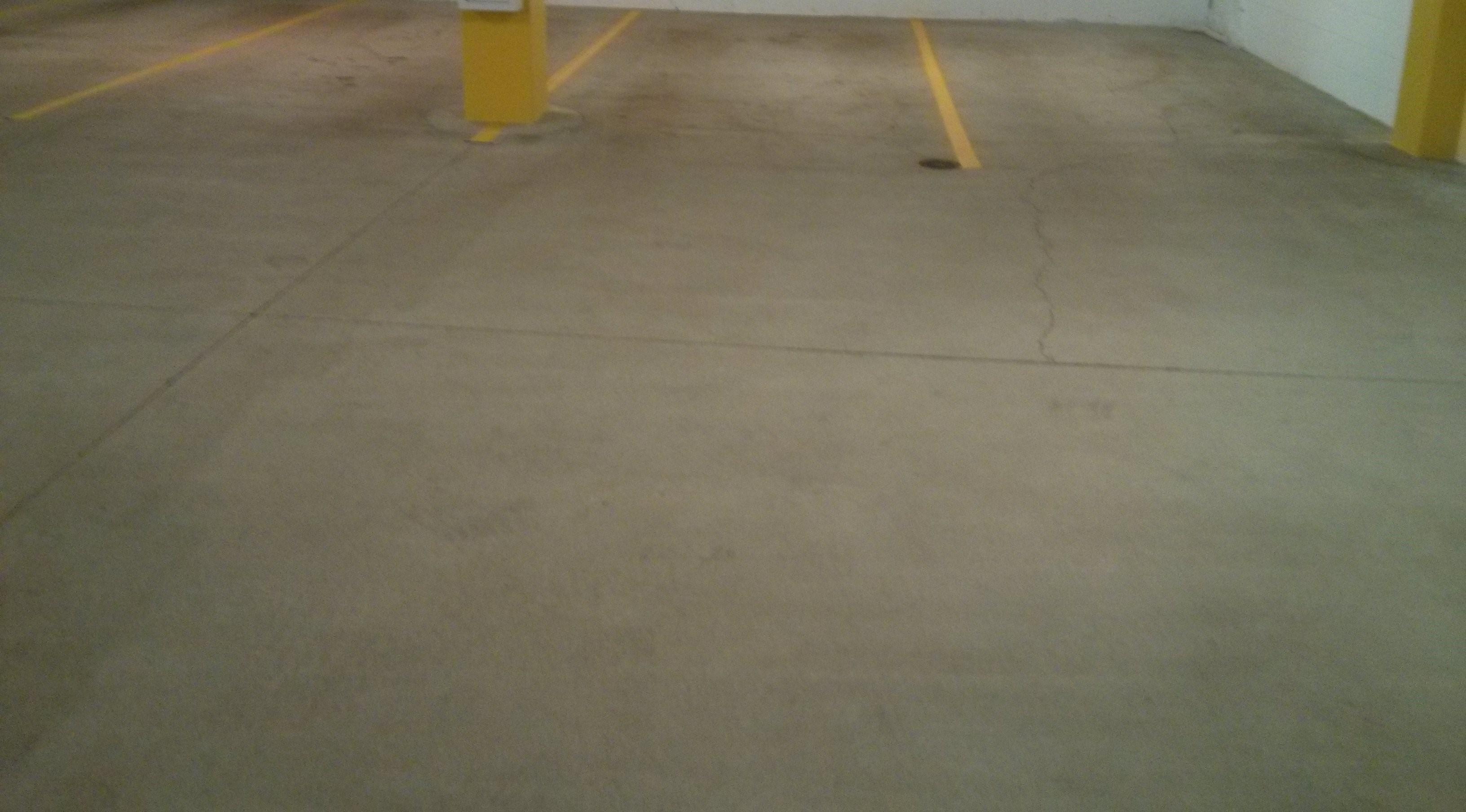 Parking garage re striping services in wayzata mn for Garage floor cleaning service