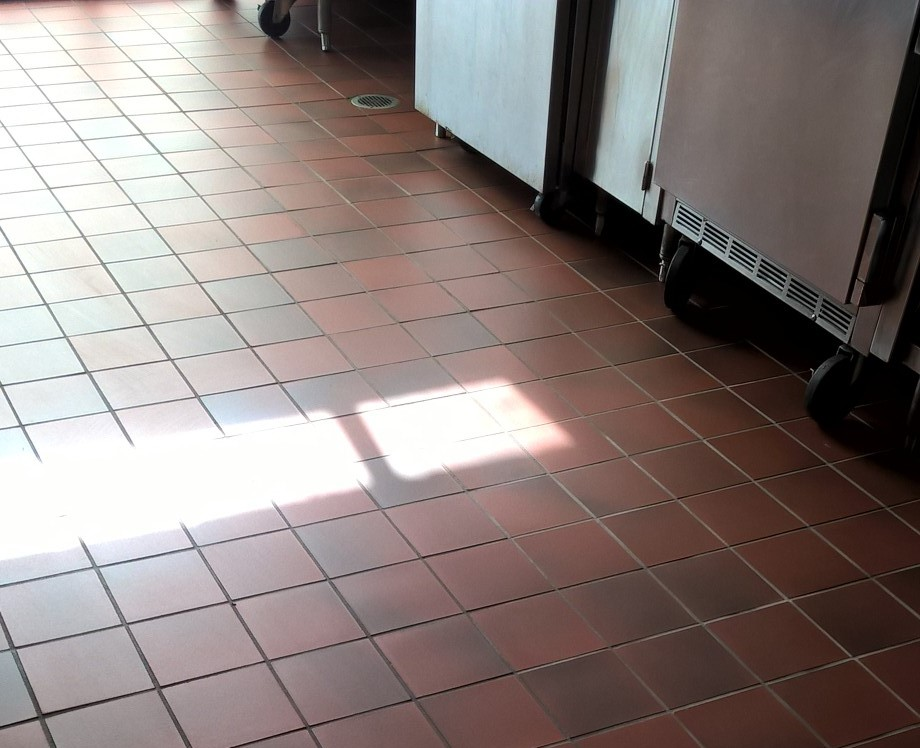 Quarry Floor Tile and Grout Cleaning Services in Minneapolis