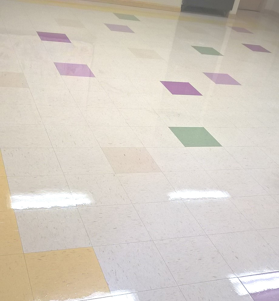 Floor Clear Coat Service Saint Paul