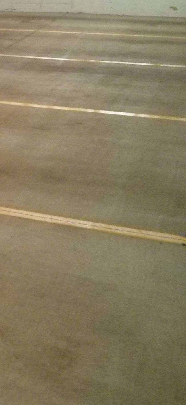 Parking Garage Pressure Wash and Re-Striping in Minneapolis