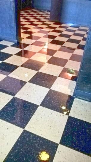 Floor Clear Coat Minneapolis