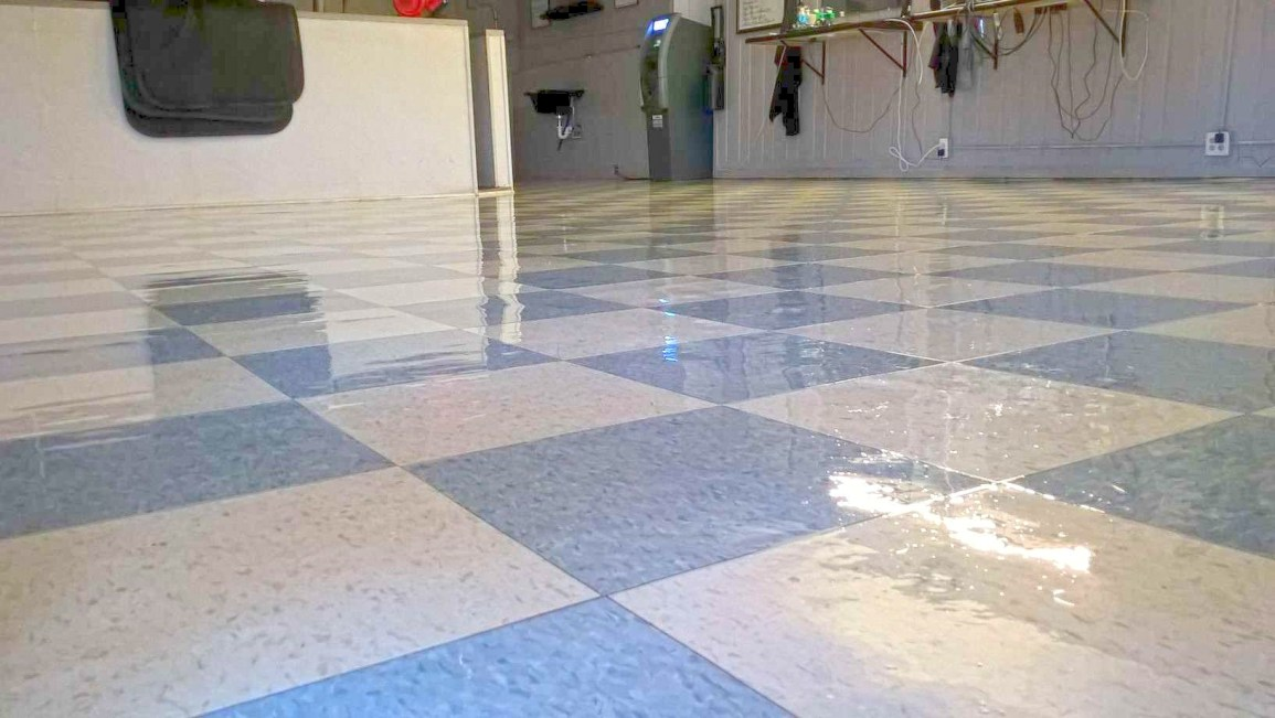 Crystal Floor Finish