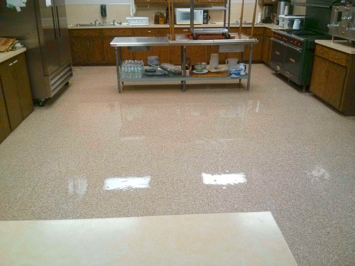 Floor Clear Coating Hennepin County