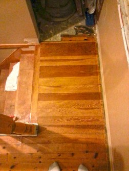 Saint Cloud Floor Clear Coating