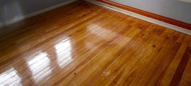 Saint Cloud Floor Finish