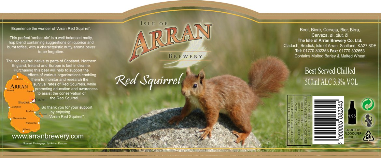 Red Squirrel Wraparound(map)