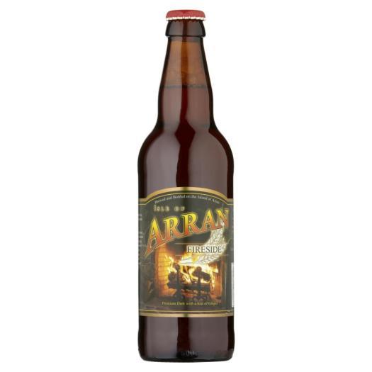 Arran Brewery Fireside