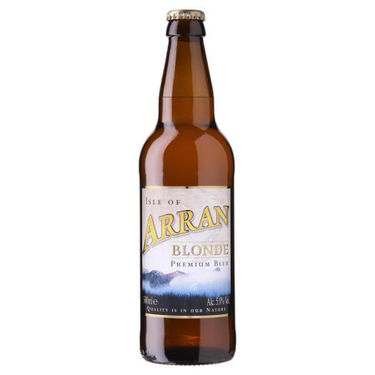 Arran Brewery Blonde