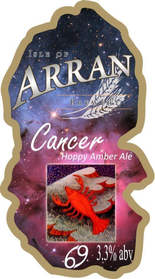 Zodiac Ale Cancer