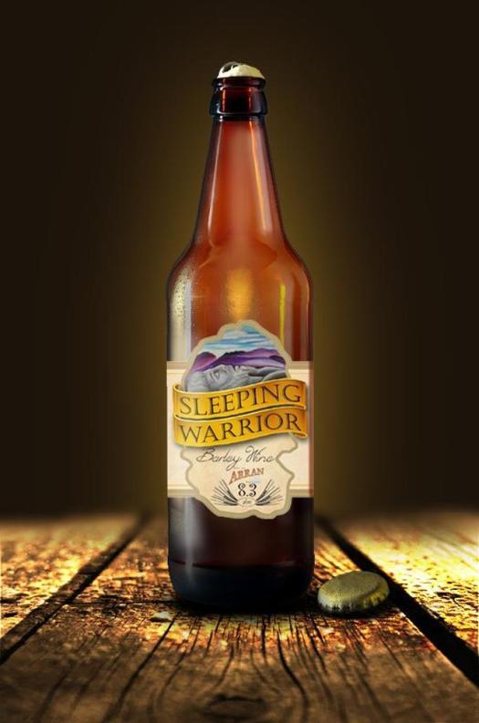 Arran Brewery Sleeping Warrior