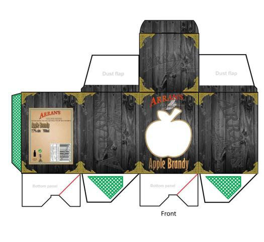 Apple Brandy Template