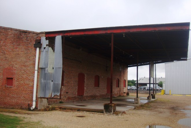 Abandoned Building In Ponchatoula