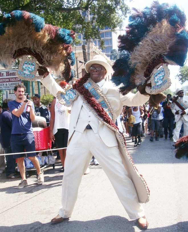 2015 Goodfellas Social Aid And Pleasure Club Second Line via rl reeves jr