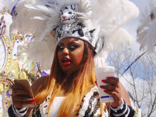 "[caption id=""attachment_12996"" align=""aligncenter"" width=""660""] 2016 Treme Sidewalk Steppers Second Line Parade[/caption]  [caption id="