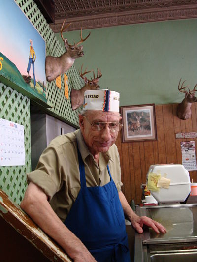Monroe Schubert Of Prause's Meat Market In LaGrange Texas