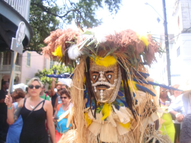 Witch Doctor At Satchmo Summerfest