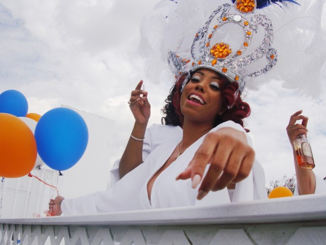 2016 Family Ties Social Aid and Pleasure Club Second Line Parade