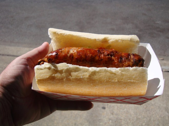 The Council For The Preservation Of The Poor Boy Sandwich Approves Of This Sausage
