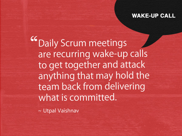 daily-scrum-wakeup-call