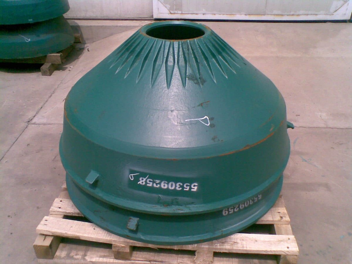 Metso HP 4 Cone Crusher Parts