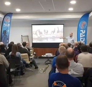 RNLI Presentation and video