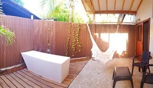 Garden habitación Scuba Boutique hotel San Andrés