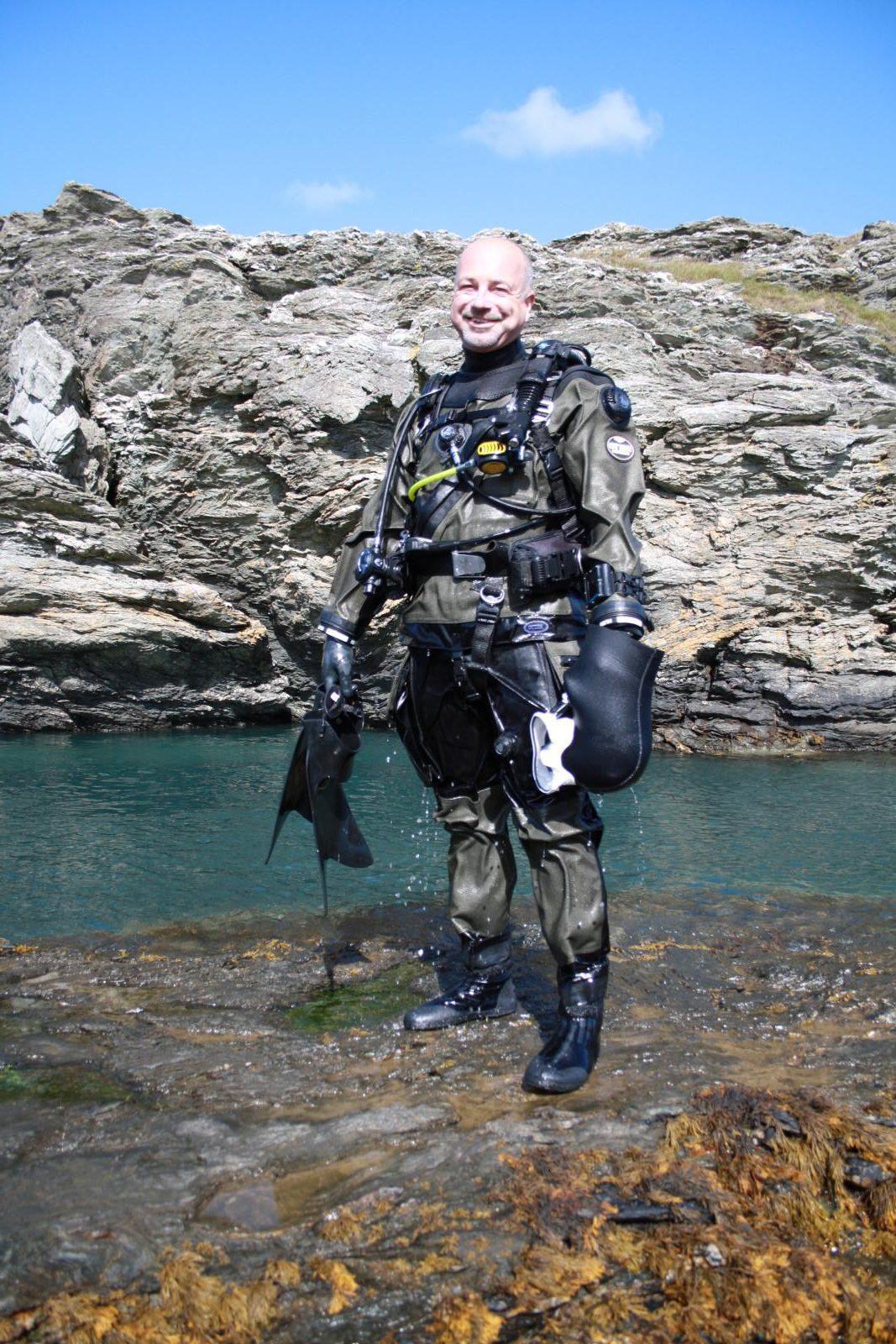 Otter Watersports Atlantic Hd Kevlar Drysuit