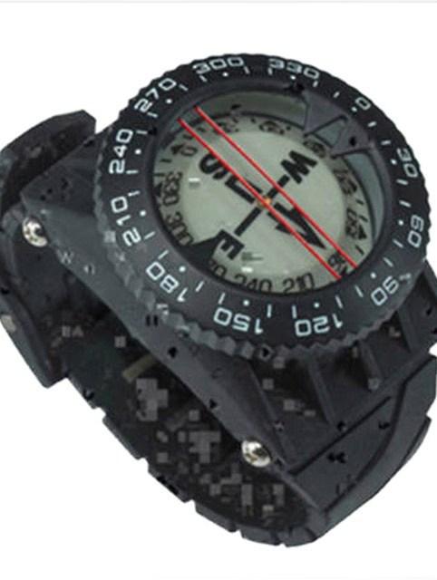 Wrist Compass - Wellington Store scuba dive gear diving equipment PADI TDI courses Rebreathers