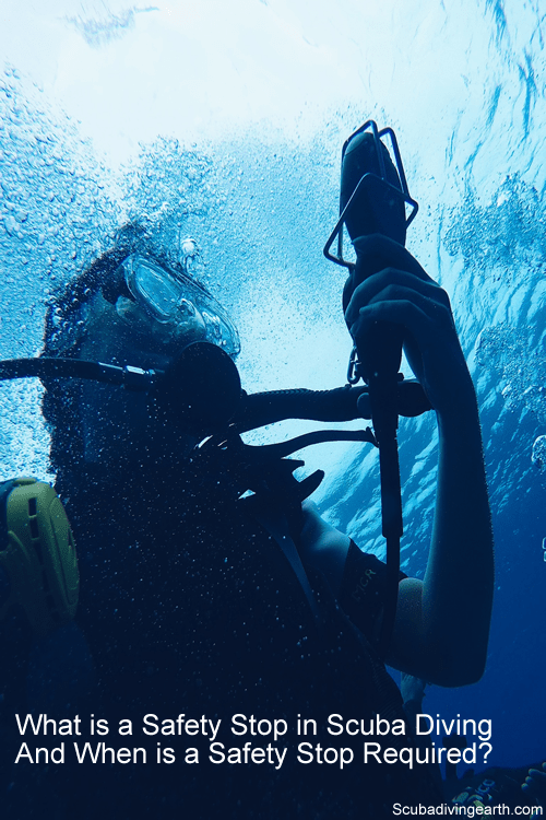 What is a Safety Stop in Scuba Diving And When is a Safety Stop Required