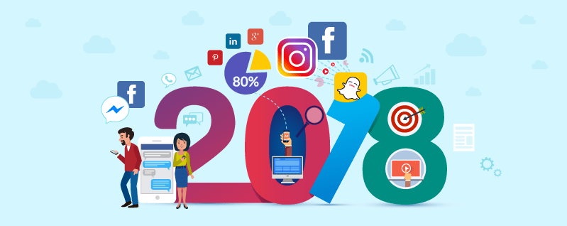 Social Media Changes in 2018