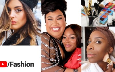 YouTube Launch New Dedicated Fashion & Style Content Hub