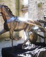 Trotter - Sculptures by Sculptura