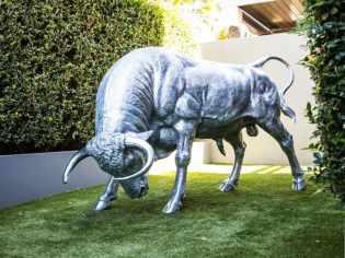 Sculptura-toro