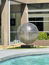 Sculptura - Sphere - Sculpture Sphere 302