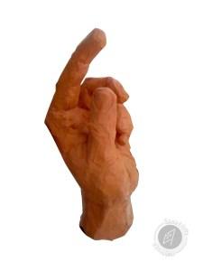 Étude de main, 2013 (argile)