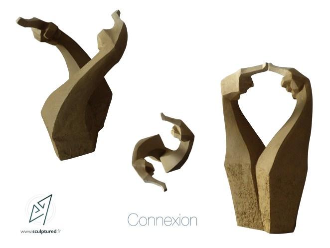 """""""Connexion"""" 2018 (argile)"""