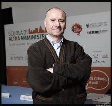 Ermes Severgnini, primo iscritto alla scuola, consigliere del comune di Cernusco sul Naviglio (MI)