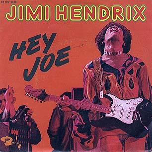 Jimmy Hendrix Hey Joe