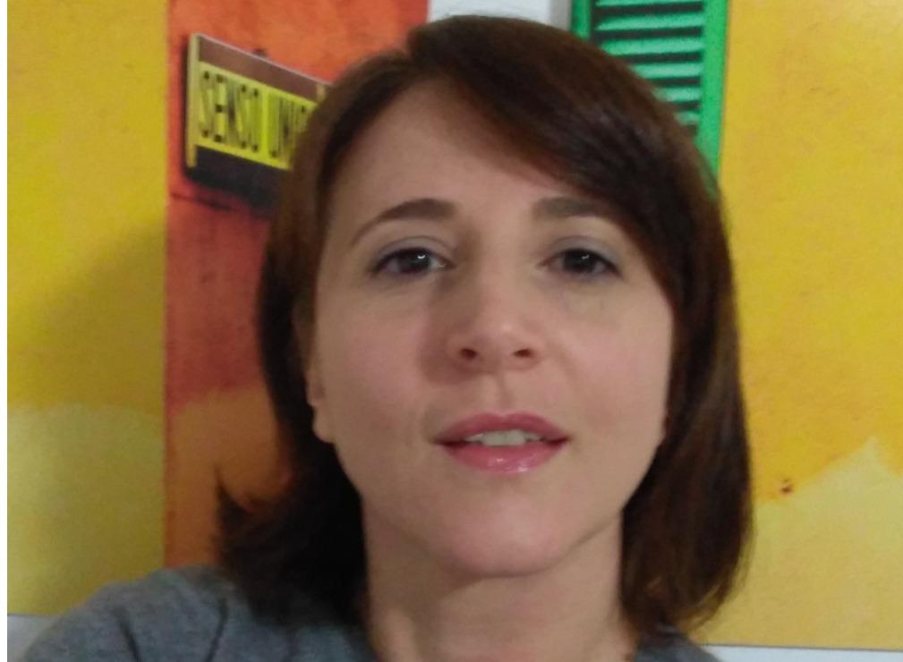 Maria Luisa Vitale, corso di giornalismo Sapereambiente